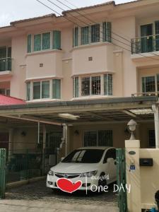 For RentTownhouseRama5, Ratchapruek, Bangkruai : House for Rent at Suparai ville Laksi-Don Mueang