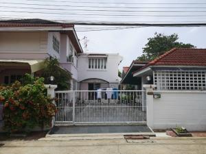 For SaleHouseBangbuathong, Sainoi : Baan Chollada Bang Bua Thong, 3 bedrooms, 2 bathrooms, land 397 sq m, Bang Kruai - Sai Noi, Nonthaburi, San Loi AN200