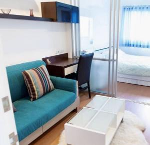 For RentCondoNawamin, Ramindra : C275 Condo for rent, Lumpini Condo Town Ramintra-Ladplakhao Phase 1 (Building A2, 8th floor, size 26 sq.m.)