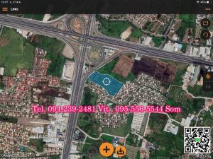 For SaleLandChaengwatana, Muangthong : #Sell at Chaiyapruek Road, area 15 rai, next to the main road, width 60 meters, depth 240 meters, selling price 25 million baht / rai (including transfer fee), contact Tel. 094-239-2481 Vit Line ID : vitvit_2481 E-mail : Wit_Double_S_Condo@hotmail
