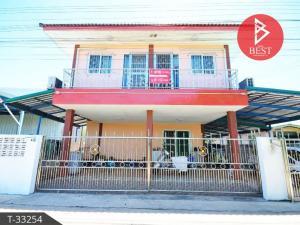 For SaleHouseSamrong, Samut Prakan : Urgent sale, single house built by myself, Soi Boon Choei, Bang Phli District, Samut Prakan Province.