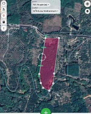 ขายที่ดินจันทบุรี : ขาย ที่ดิน 11 ไร่ สวนผสม แถมที่งอก ทับไทร โป่งน้ำร้อน จันทบุรี