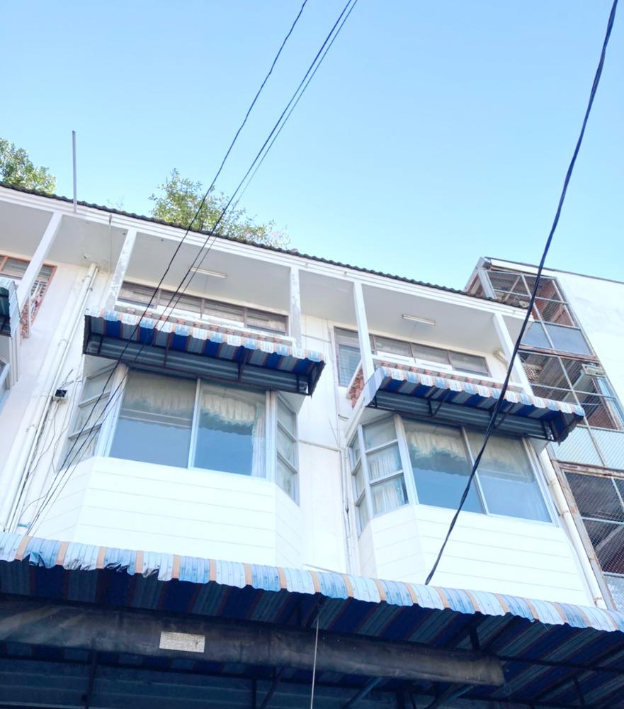 For RentShophouseRatchadapisek, Huaikwang, Suttisan : 2544-A😊😍 For RENT&SELLให้เช่าและขายอาคารพาณิชย์ 2 คูหา 4 ชั้น, 6 ห้องนอน🚄ใกล้ MRT ห้วยขวาง🏢ห้วยขวาง🔔พื้นที่บ้าน:38.00ตร.วา🔔พื้นที่ใช้สอย:608.00ตร.ม.💲เช่า:50,000฿💲ขาย:22,200,000฿📞O86-454O477✅LineID:@sureresidence