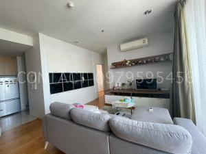 For SaleCondoRatchathewi,Phayathai : 😳2 bedrooms, 2 bathrooms, wow price, high floor, clear view. There is a fixed parking lot.