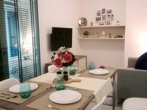 For SaleCondoRatchadapisek, Huaikwang, Suttisan : Sell chapter one 2 bedrooms high floor