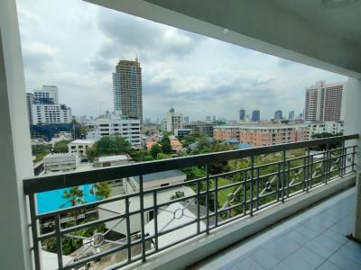 For SaleCondoSukhumvit, Asoke, Thonglor : [For Sale] Royal Castle Condominium Fully Furniture Near Prompong BTS Station 133 sqm.