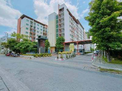 For SaleCondoRama 2, Bang Khun Thian : Condo for sale, Condo, Building A, easy access, Smart Condo, Rama 2, 28.5 sqm., quiet city view
