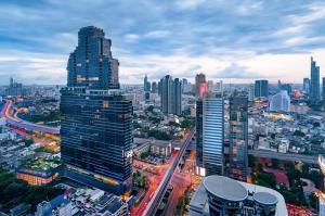 ขายคอนโดสาทร นราธิวาส : ขายเท!! The Bangkok Sathorn คอนโดแลนด์มาร์คย่านสาทรสุดหรูจาก Land & House