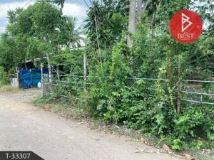 For SaleLandRatchaburi : Land for sale, area 5 rai, Chom Bueng, Ratchaburi.