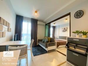 For RentCondoPhuket, Patong : Condo for rent in Phuket : Scape 3 (Secape3-ZCAPE3) behind Central Floresta / COVID price throughout the yearly contract