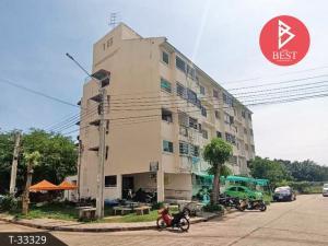 For SaleCondoRathburana, Suksawat : Condo for sale Eua Athon Suksawat (Mo Bang), Phra Samut Chedi, Samut Prakan.
