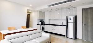 เช่าคอนโดสุขุมวิท อโศก ทองหล่อ : คอนโดให้เช่า HQ Thonglor  BA21_06_079_05 ห้องสวย กว้าง ตกแต่งพร้อมเข้าอยู่ เครื่องใช้ไฟฟ้าครบ ราคา 64,999 บาท