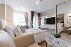 For RentCondoLadprao, Central Ladprao : 🎯 Very new room, beautiful decoration, good price!!! 📌Life Ladprao📌