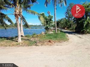 For SaleLandSamrong, Samut Prakan : Land for sale 13 rai 3 ngan 59.2 square wa, Sisa Chorakhe Noi, Samut Prakan.