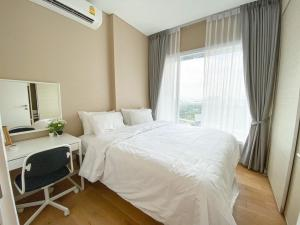 For RentCondoLadprao, Central Ladprao : [For Rent] The Saint Residence 1 bedroom special price fully furnished and appliances  Nearby to MRT Phaholyothin 290 M