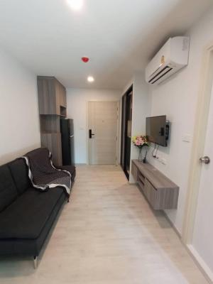 For RentCondoBangna, Lasalle, Bearing : LC-R463 for rent...new condo, The Origin Sukhumvit 105 project, close to 3 train lines, convenient to travel, near expressway Details: Building C, 3rd floor, size 27 sq.m., ready to move in immediately per month. 8,000 baht (2 months deposit, 1 month adva