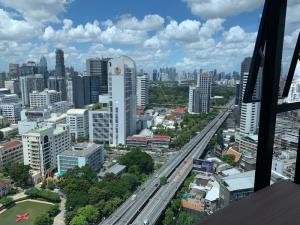 For SaleCondoSiam Paragon ,Chulalongkorn,Samyan : Sell Ashton Chula, 2 bedrooms, 2 bathrooms, size 73.50 sq.m., great view, fully built-in by architects.
