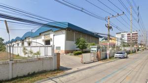 For RentWarehouseMahachai Samut Sakhon : ให้เช่าโกดัง ขนาด 720 ตร.ม. ติดถนนเพชรเกษม ย่านอ้อมน้อย