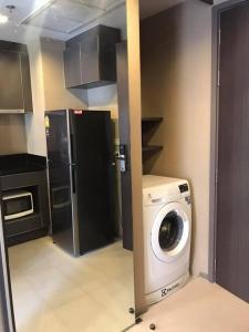 For RentCondoWongwianyai, Charoennakor : BH1073 Condo for rent, 1 bedroom, 1 bathroom, 16th floor, pool view, Nye by Sansiri, fully furnished, Khlong San District