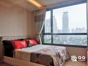 For RentCondoSukhumvit, Asoke, Thonglor : For Rent   H Sukhumvit 43  1Bed , size 45 sq.m., Beautiful room, fully furnished.