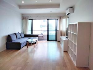 For RentCondoSathorn, Narathiwat : Condo for rent Sathorn Garden 14th floor size 94 sq.m. 2 bedrooms near BTS Saladaeng.