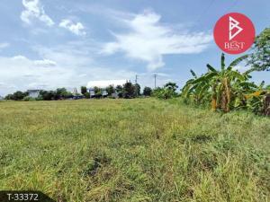 For SaleLandRatchaburi : Agricultural land for sale, 4 rai, 2 ngan, 68.0 square wa, Pak Tho, Ratchaburi.