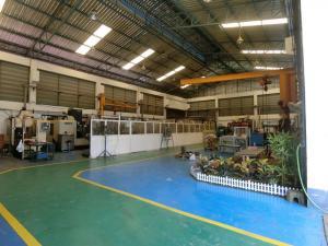 For SaleFactorySamrong, Samut Prakan : LBH0184 Factory for sale with land, Soi Kanchanaphan, only 300 meters from Bang Phli-Tamru Road.