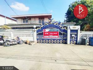 For SaleHouseSamrong, Samut Prakan : Quick sale detached house Thiphawan Village 1, Thepharak, Bang Mueang, Samut Prakan