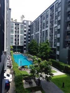 "For RentCondoPattaya, Bangsaen, Chonburi : คอนโดสำหรับเช่า ""เคนซิงตัน แหลมฉบัง-ศรีราชา ตึก B ชั้น 4"""