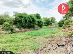 For SaleLandUthai Thani : Beautiful plot of land for sale, 125 rai 3 ngan 11.0 square wa, Don Kwang, Uthai Thani.