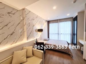 ขายคอนโดสยาม จุฬา สามย่าน : ถูกสุด คุ้มสุด เจ้าของขายด่วน ห้องสตูดิโอ แต่งสวย ชั้นสูง Ashton Chula-Silom สนใจชมห้องจริง ติดต่อเฟินมาได้เลยค่า 062-339-3663