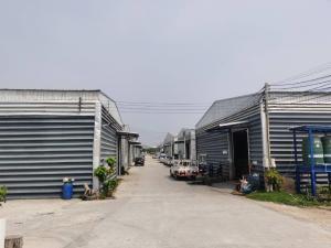 For RentWarehouseSamrong, Samut Prakan : Warehouse for rent, cheap, Khlong Khut, Thepharak, Samut Prakan