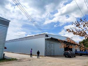 For RentWarehouseNawamin, Ramindra : Warehouse for rent, Saimai, Permsin, Watcharaphon, next to Seven