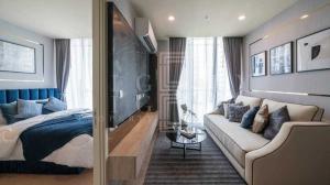 For RentCondoSukhumvit, Asoke, Thonglor : For Rent Noble Recole Sukhumvit 19 (35 sqm.)