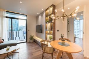 For RentCondoSukhumvit, Asoke, Thonglor : 2 Bedroom for rent at MUNIQ Sukhumvit 23