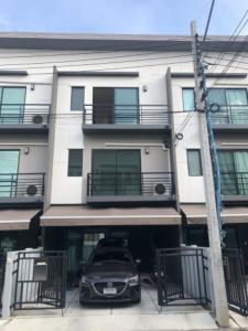 For RentTownhousePinklao, Charansanitwong : Townhome for rent at Baan Klang Muang Pinklao-Charan