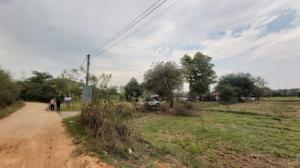 For SaleLandKhon Kaen : Land for sale in Ban Nong Kung, Sila, Khon Kaen, near Khon Kaen University, 16 rai 2 ngan.