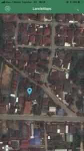 For SaleLandKhon Kaen : ขายที่ดิน บ้านโนนม่วง ตำบลศิลา ขอนแก่น ใกล้มหาวิทยาลัยขอนแก่น 1 งาน