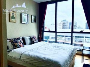 For RentCondoNana, North Nana,Sukhumvit13, Soi Nana : 1 bedroom condominium for rent in Hyde Sukhumvit 13, Khlong Toei Nuea Subdistrict, Watthana District, Bangkok.