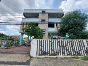 For SaleWarehouseOnnut, Udomsuk : Single house for sale with warehouse, Soi Udomsuk 27, good work, quality building, land area 155 sq.wa., usable area over 900 sq.m.