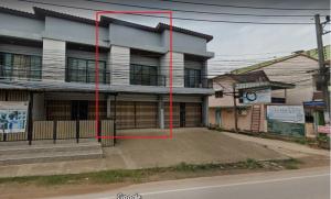 For SaleTownhouseHatyai Songkhla : 2 storey townhouse for sale, Petchkasem 27, opposite K&K, Ban Na Khuan branch.
