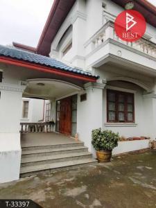 For SaleHouseUbon Ratchathani : ขายบ้านเดี่ยว 2 ชั้น เขื่องใน อุบลราชธานี บ้านสวยสภาพดี