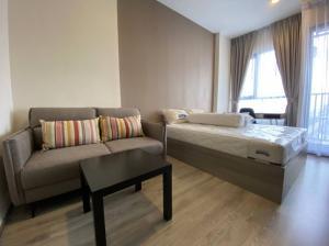 For RentCondoKasetsart, Ratchayothin : ✅ For rent KnightsBridge Kaset Society, near BTS, size 24 sq.m., fully furnished and electrical appliances ✅