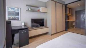 For RentCondoWongwianyai, Charoennakor : Ready move in near BTS Wongwian Yai! for rent Ideo Sathorn - Wongwian Yai Studio room 1 bathroom 27 sq.m. Floor 15 *North , ICON Siam view*