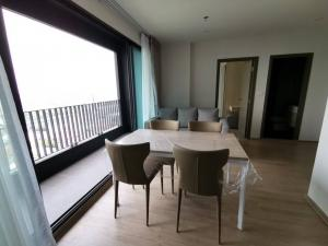 For RentCondoBangna, Lasalle, Bearing : For rent Ideo O2 (2 bedrooms, good value) near BTS Bangna.