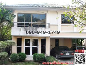 For RentHouseBang kae, Phetkasem : For rent, 2 storey detached house, Ratchamontri Rd., Bang Khae.