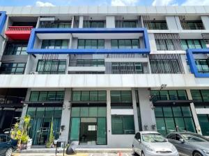 For SaleHome OfficeKaset Nawamin,Ladplakao : Home office for sale in Nirvana @ Work Kaset-Nawamin project. (After Boonthavorn)
