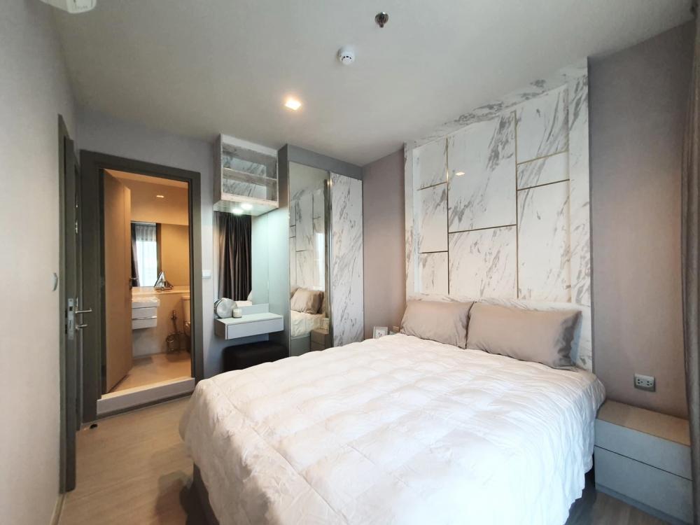 เช่าคอนโดพระราม 9 เพชรบุรีตัดใหม่ : ให้เช่า Life Asoke Rama9 🍁ห้องใหม่ป้ายแดง🍁40ตรม 2ห้องนอน 🍁 23000 บาท