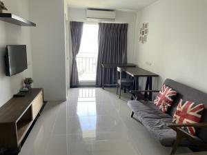 For RentCondoPinklao, Charansanitwong : For rent, a large room, Lumpini Place, Borommaratchachonnani, Pinklao, Borom 35, near Silpakorn University, Taling Chan and school.