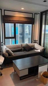 For SaleCondoRama9, RCA, Petchaburi : Condo for sell Life Asoke Rama9 Type 2 bedroom 1 bathroom 40 sq.m. Floor 21 *Corner unit*